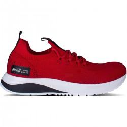 Imagem - Tenis Coca Cola Shoes Cc1942 X-fly Happy /preto - 252CC19426