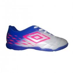 Imagem - Tenis Futsal Umbro 827524 Fifty /azul/coral - 438275242