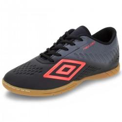 Imagem - Tenis Futsal Umbro 907937 Neo Geo /grafite/coral - 439079371