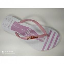 Imagem - Chinelo Coca Cola Shoes Cc3367 Flaske /rose - 252CC33672