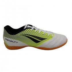Imagem - Tenis Futsal Penalty 124189/1810 Dominio ix Bco/ama/pto - 30124189/18102