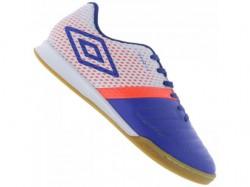Imagem - Tenis Futsal Umbro 801033 Spirity /bco/coral - 43801033145