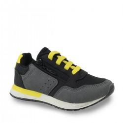 Imagem - Tenis Klin 216.067000-006148 Baby Walk /graf/amarelo - 21216.067000-0061481