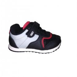 Imagem - Tenis Klin 453.069000-006232 Mini Walk /vermelho/cinza - 21453.069000-0062321