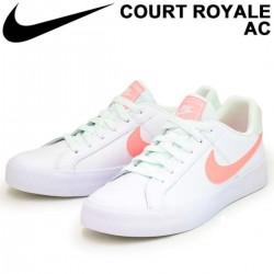 Imagem - Tenis Nike A02810 107 Court Royale /coral - 81A028101072
