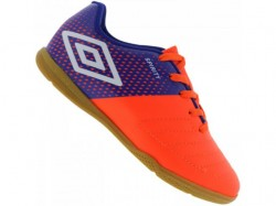 Imagem - Tenis Futsal Inf Umbro 827486 Spirity  /royal/branco - 43827486131