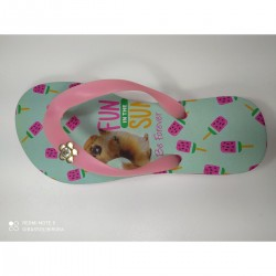 Imagem - Chinelo be Forever 11701 Dog Fun in The Sun - 701170146
