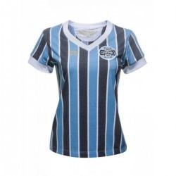 Imagem - Camisa Fem Umbro 615296 Retro 1983 /preto/branco - 43615296444
