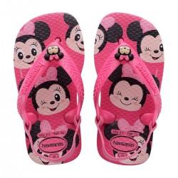 Imagem - Chinelo Inf Havaianas 4137007 Minnie Disney Classic - 221413700746