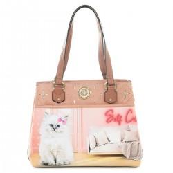 Imagem - Bolsa Rafitthy 31.01104 be Forever Cat Self Care - 4931.01104253