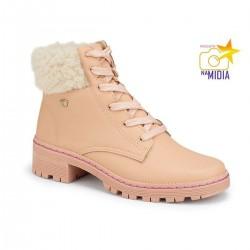Imagem - Coturno Pink Cats V1741 Manila - 254V1741286