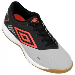 Imagem - Tenis Futsal Umbro 883966 Soul ii Pro /preto/coral - 4388396622