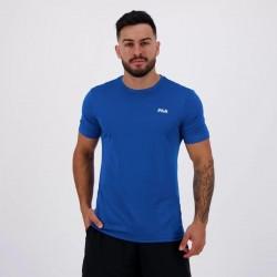 Imagem - Camiseta Masc Fila 948854 Basic Sports  Topazio - 419488545