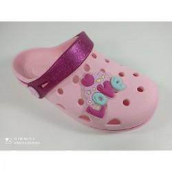 Imagem - Babuche World Colors 124.034 1475 Pop Mini /pink Gliter - 139124.034147546