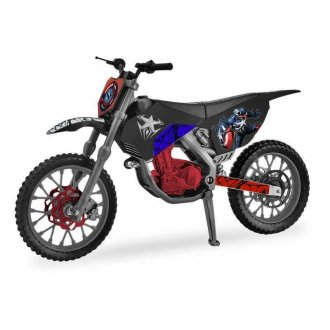 Imagem -  Mini motocross venomized capitão américa 9403-Candide