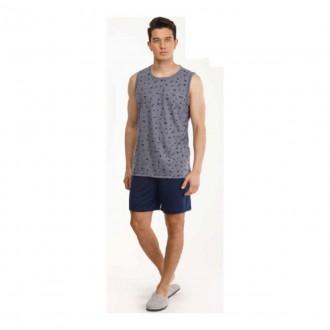 Imagem - Danka 6547 Pijama M/c  (camiseta e Bermuda)