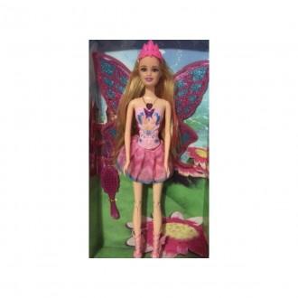 Imagem - Barlina Ky-b02 Barbie Fada Boneca C/som