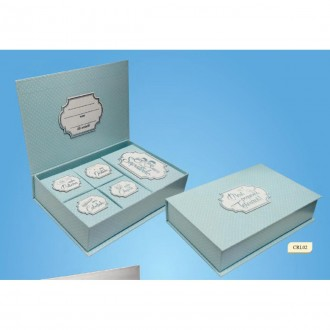 Imagem - Caixa meus pequenos tesouros - Zenir cód: 10000681CRL02TESOUROS10000320