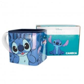 Imagem - Caneca Cubo Stitch 300ml 10024099 - Zona Criativa