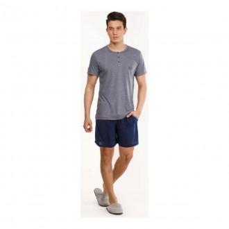 Imagem - Danka 6546 Pijama M/c  (camiseta e Bermuda)