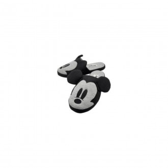 Imagem - Zona Criativa 10071713 Pantufa Masculino Mickey
