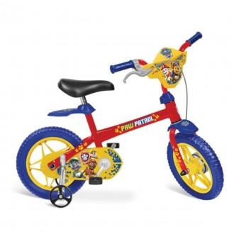 Imagem - Bicicleta Patrulha Canina Aro 12  3277 - Bandeirantes