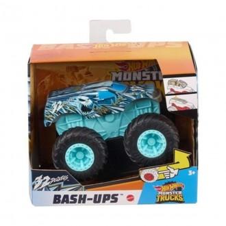 Imagem - Carrinho Monster Trucks Gcf94-hby58 - Mattel