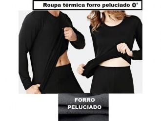 Imagem - Classe Blusa Termica Apeluciada M/l