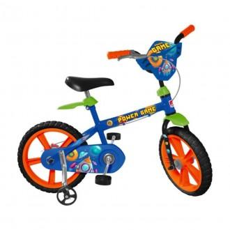 Imagem - Bicicleta Power Game Aro 14 3029 - Bandeirantes