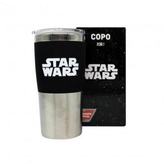 Imagem - Copo Star Wars The Force 450ml 10024024 - Zona Criativa