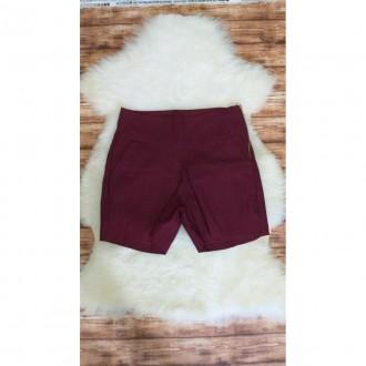 Imagem - Shorts Bengaline Plus Com zipper Lateral
