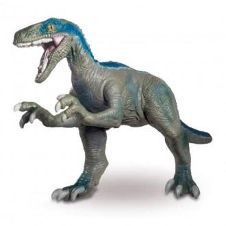 Imagem - Mimo Toys 751 Blue Dinossauro Gigante 67cm cód: 10000935751BLUE68