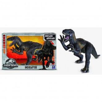 Imagem - Mimo Toys 752 Indoraptor Dinossauro Gigante 40cm cód: 10000935752INDORAPTOR68