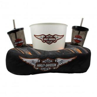 Imagem - Zona Criativa 10063994 Harley Davidson Porta Pipoca