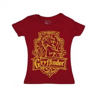 Imagem - Clube Comix 11802 Camiseta Grifinoria M/c