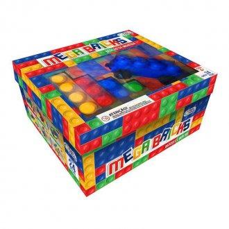 Imagem - Blocos Mega Bricks 24 Peças 2210 - Pais & Filhos