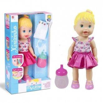 Imagem - Boneca faz Xixi 647 - Diver Toys