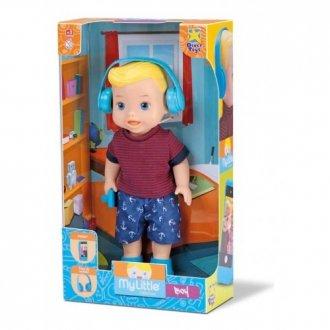 Imagem - Diver Toys 8051 Boy Boneco Little Dolls