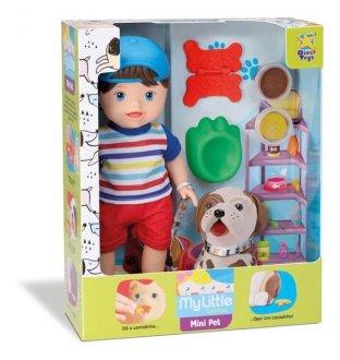Imagem - Diver Toys 8102 Boneco my Pet