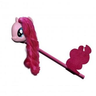 Imagem - Pupee 6025 Pink Pie Pony de Pau