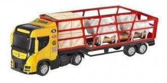 Imagem - Caminhao boiadeiro  top truck 312-Bs Toys
