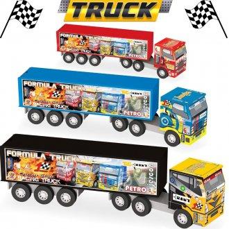 Imagem - Caminhão Carreta Bau 108 - Junges Brinquedos