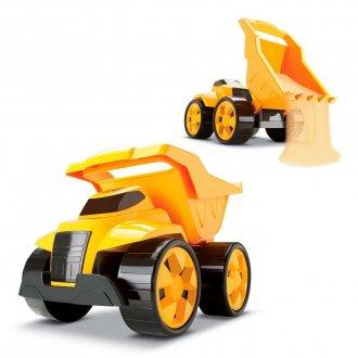 Imagem - Caminhão Combo 2 Construction 1018 - Cardoso Toys