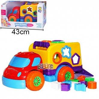 Imagem - Caminhão Robustus 639  - Diver Toys