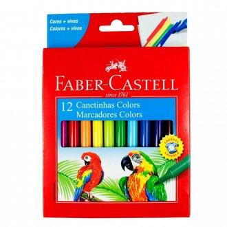 Imagem - Faber Castell 150112czf Canetinha 12un