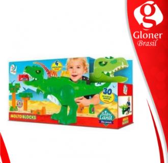 Imagem - Cardoso Toys 8001 Dino Jurassico Dinossauro cód: 500003718001DINOJURASSICO68