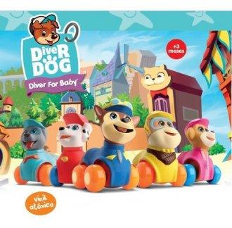 Imagem - Carrinho For Baby Dog Display 8093 - Diver Toys