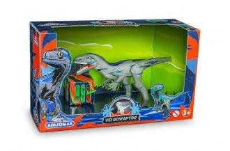 Imagem - Dinossauro Velociraptor 860 - Adijomar