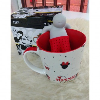 Imagem - Caneca Minnie Mouse 350ml 10024187 - Zona Criativa
