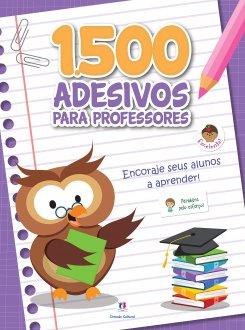 Imagem - Livro de 1.500 Adesivos Encoraje Para Professores - Ciranda